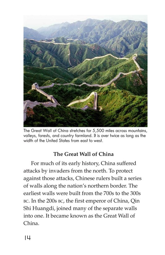 Book Preview For Seven Wonders You Can Visit Page 14