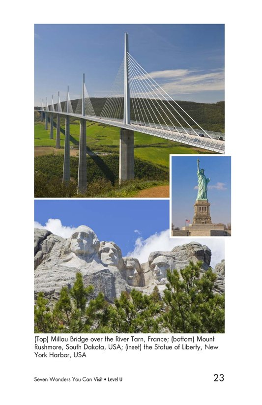 Book Preview For Seven Wonders You Can Visit Page 23