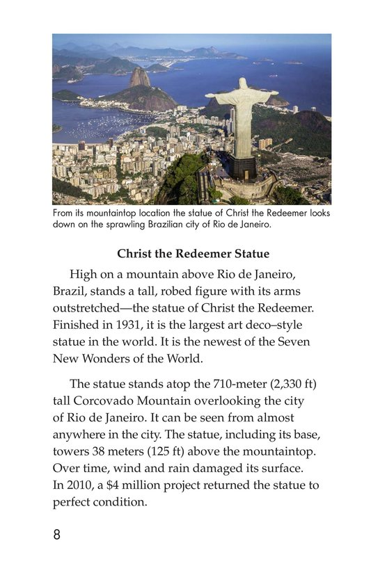 Book Preview For Seven Wonders You Can Visit Page 8