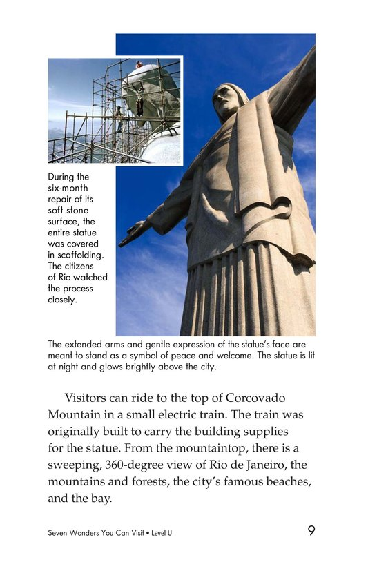 Book Preview For Seven Wonders You Can Visit Page 9