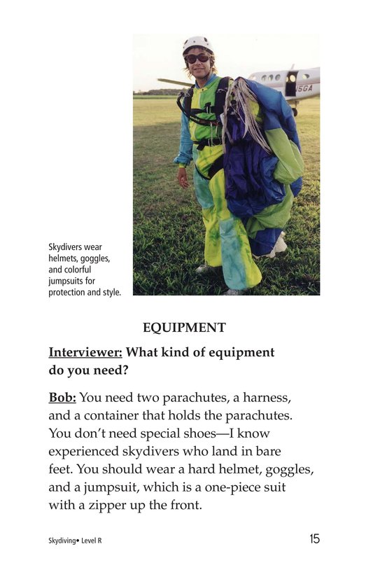 Book Preview For Skydiving Page 15
