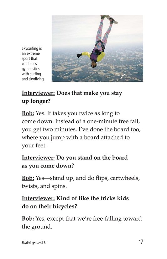 Book Preview For Skydiving Page 17