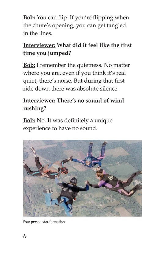 Book Preview For Skydiving Page 6