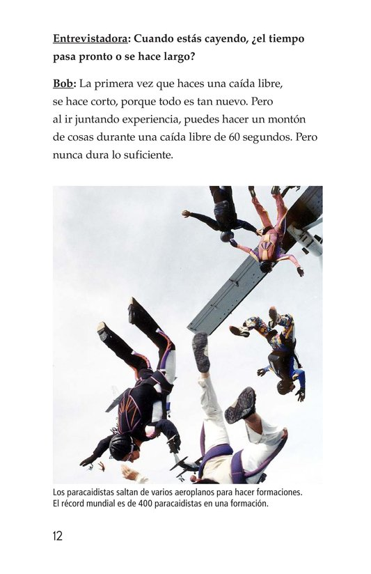 Book Preview For Skydiving Page 12