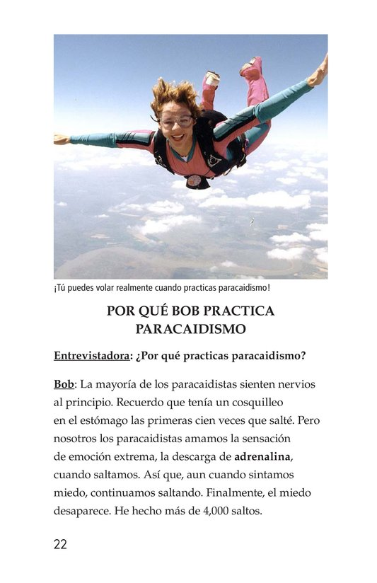 Book Preview For Skydiving Page 22