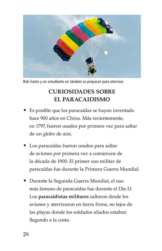 Book Preview For Skydiving Page 24