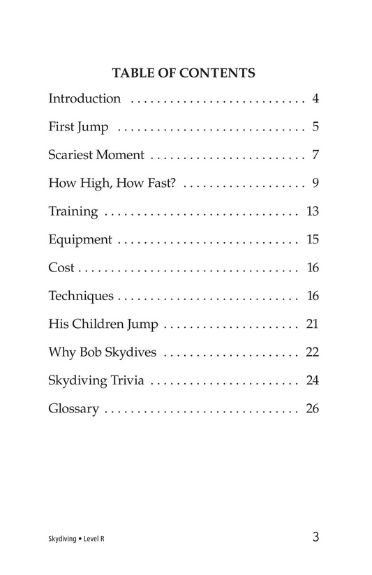 Book Preview For Skydiving Page 3