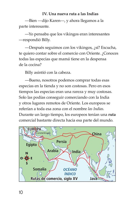 Book Preview For Christopher Columbus Page 10