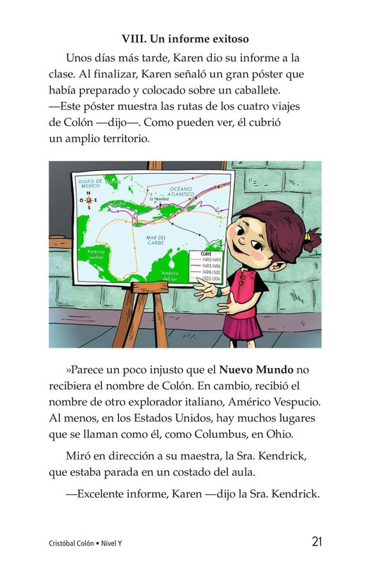 Book Preview For Christopher Columbus Page 21