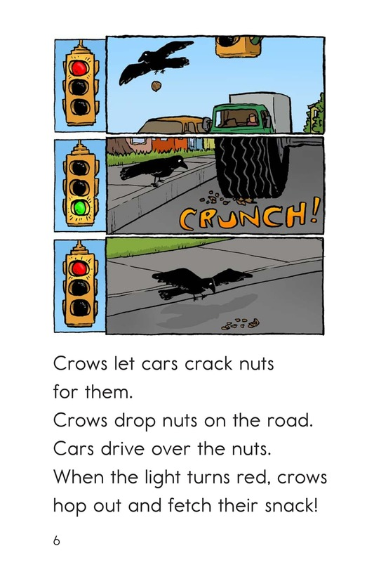 Book Preview For Smart Crows Page 6