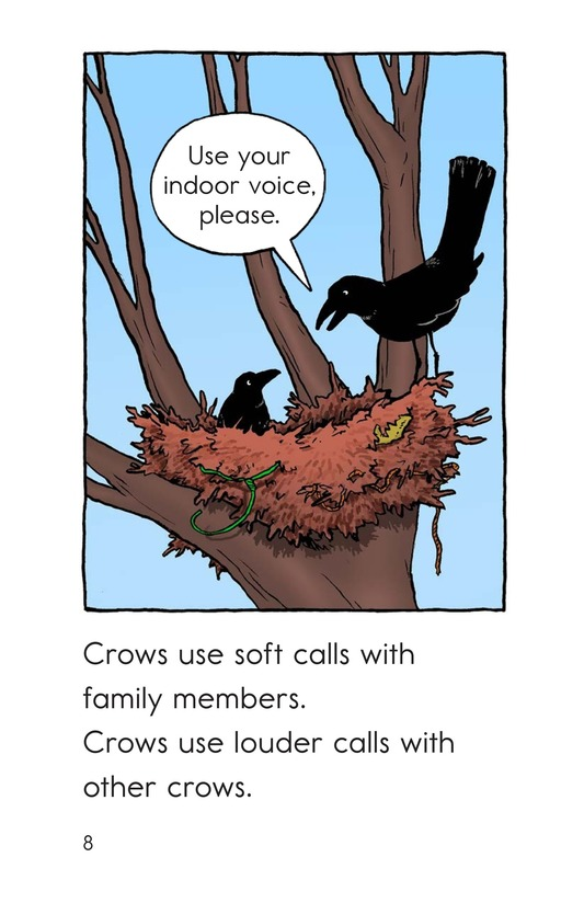 Book Preview For Smart Crows Page 8