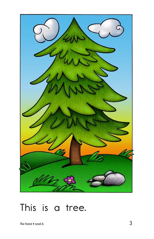 Book Preview For The Forest Page 3