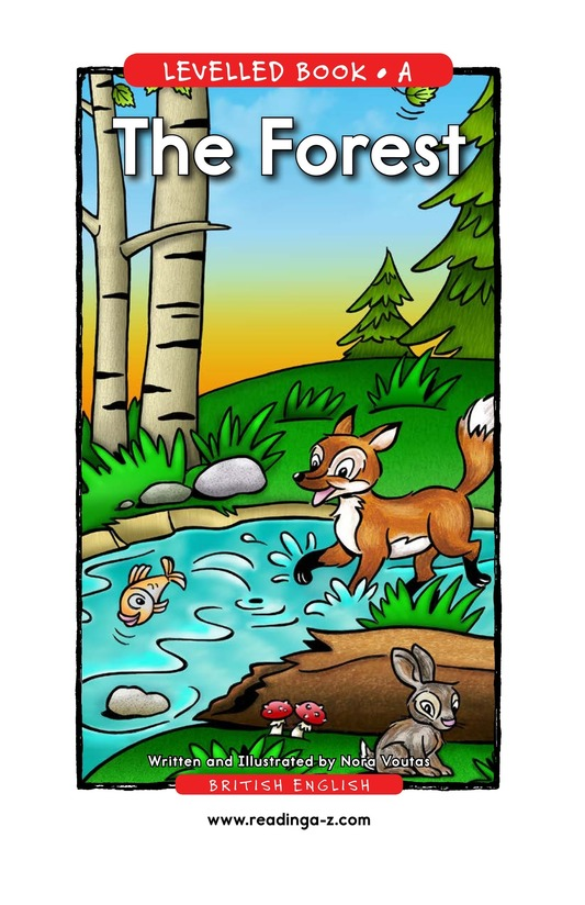 Book Preview For The Forest Page 1