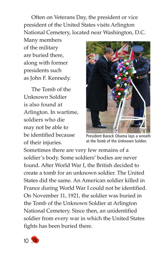 Book Preview For Veterans Day Page 10