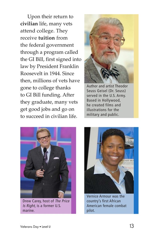Book Preview For Veterans Day Page 13