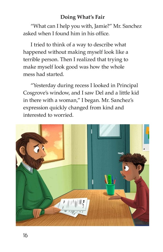 Book Preview For The Gossip Monster Page 16