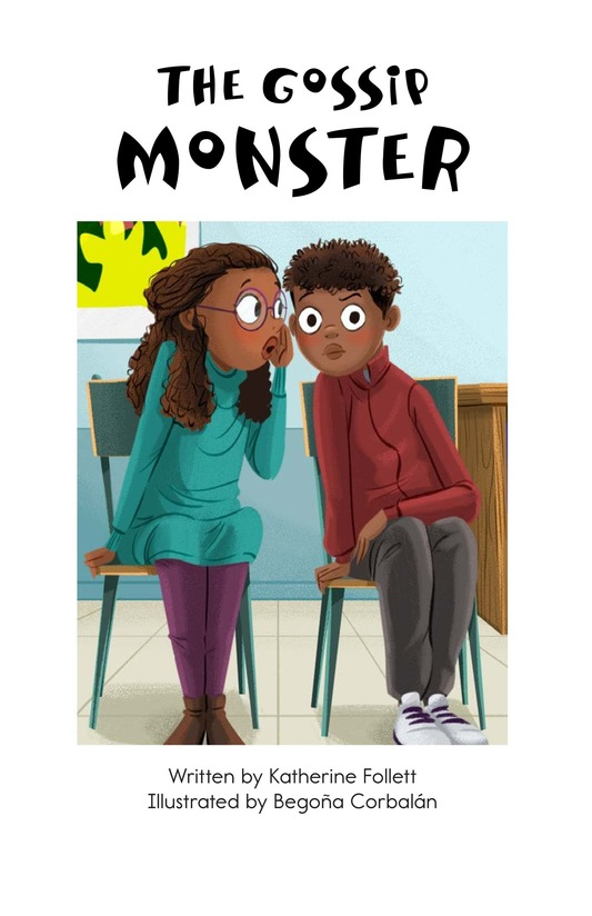 Book Preview For The Gossip Monster Page 2