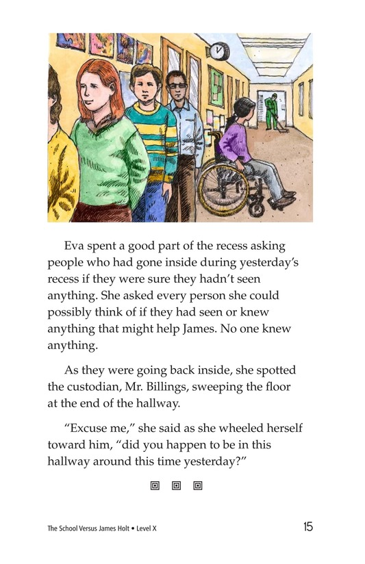 Book Preview For The School Versus James Holt Page 15