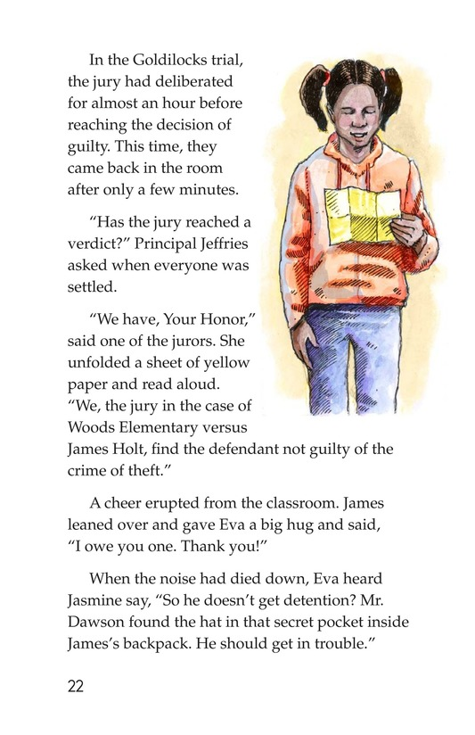 Book Preview For The School Versus James Holt Page 22