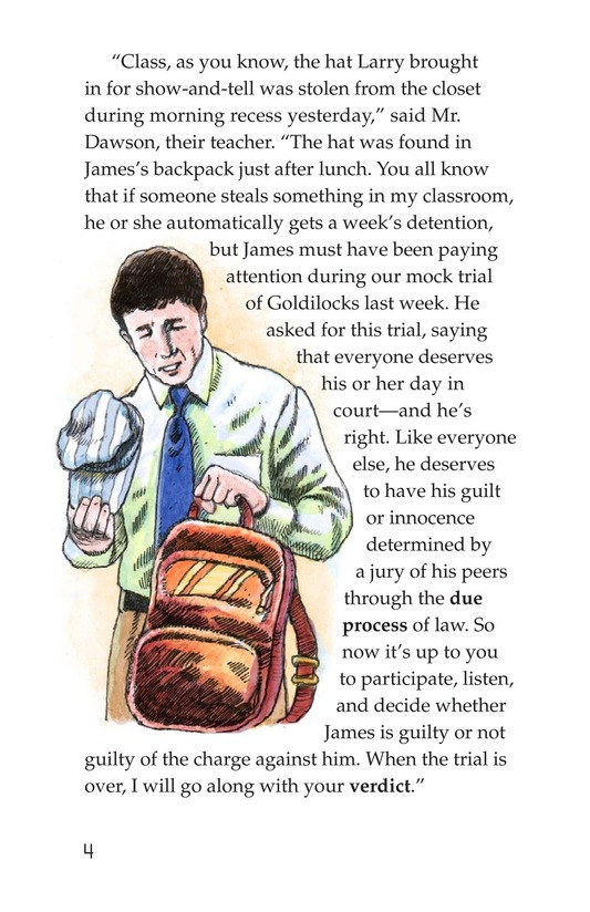 Book Preview For The School Versus James Holt Page 4