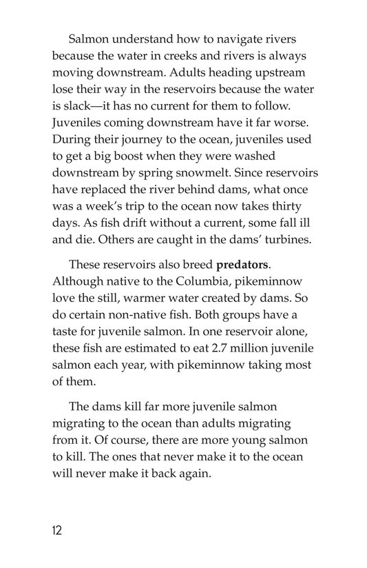 Book Preview For Saving the Salmon Page 12
