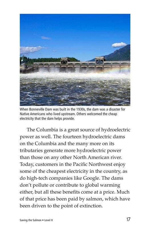 Book Preview For Saving the Salmon Page 17