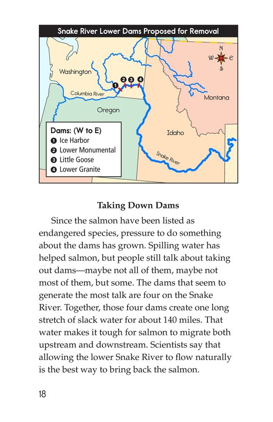 Book Preview For Saving the Salmon Page 18
