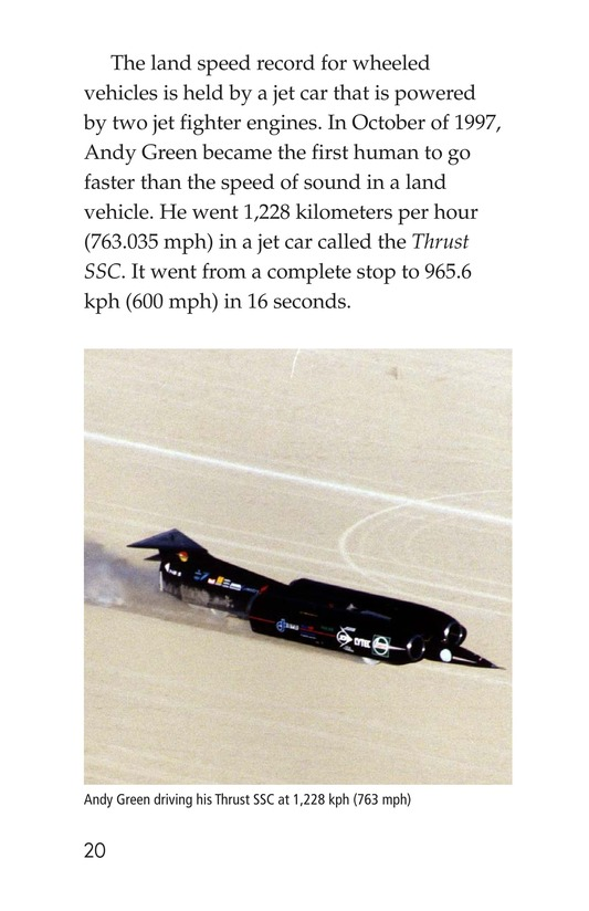 Book Preview For Speed Page 20