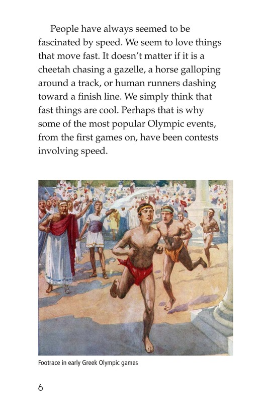 Book Preview For Speed Page 6