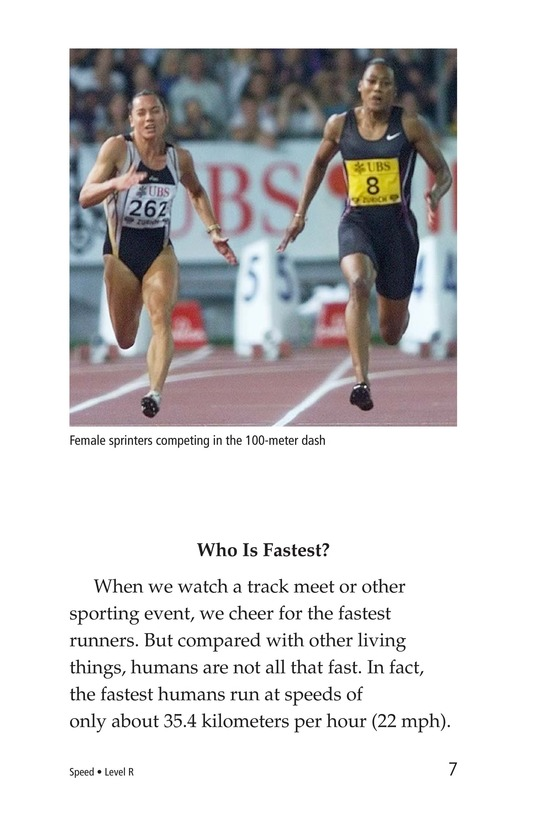 Book Preview For Speed Page 7