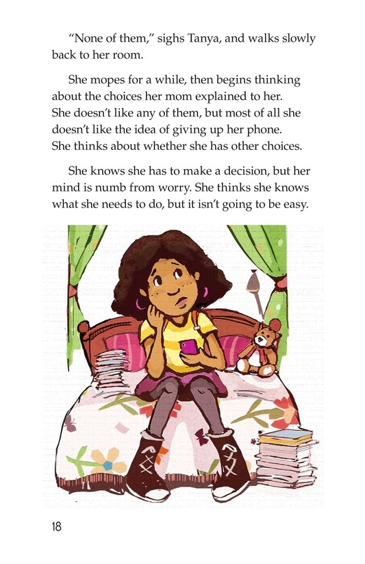 Book Preview For Tanya's Money Problem Page 18