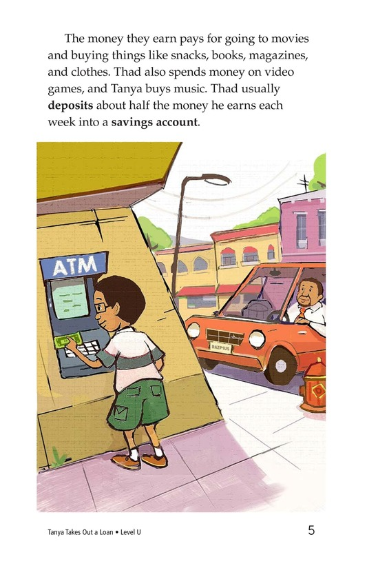 Book Preview For Tanya's Money Problem Page 5