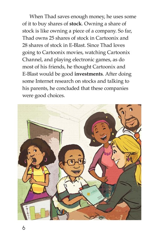 Book Preview For Tanya's Money Problem Page 6