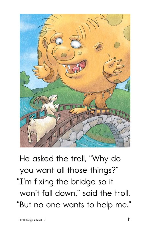 Book Preview For Troll Bridge Page 11