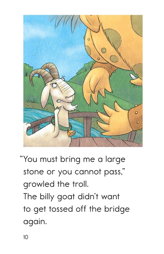 Book Preview For Troll Bridge Page 10