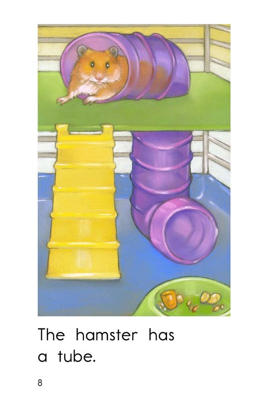 Book Preview For Hamster Home Page 8