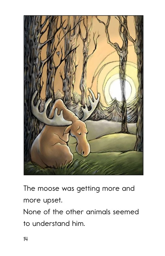 Book Preview For Moose on the Move Page 14