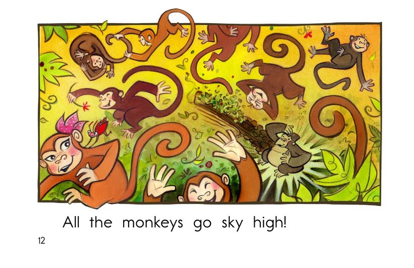 Book Preview For Sky High! Page 12