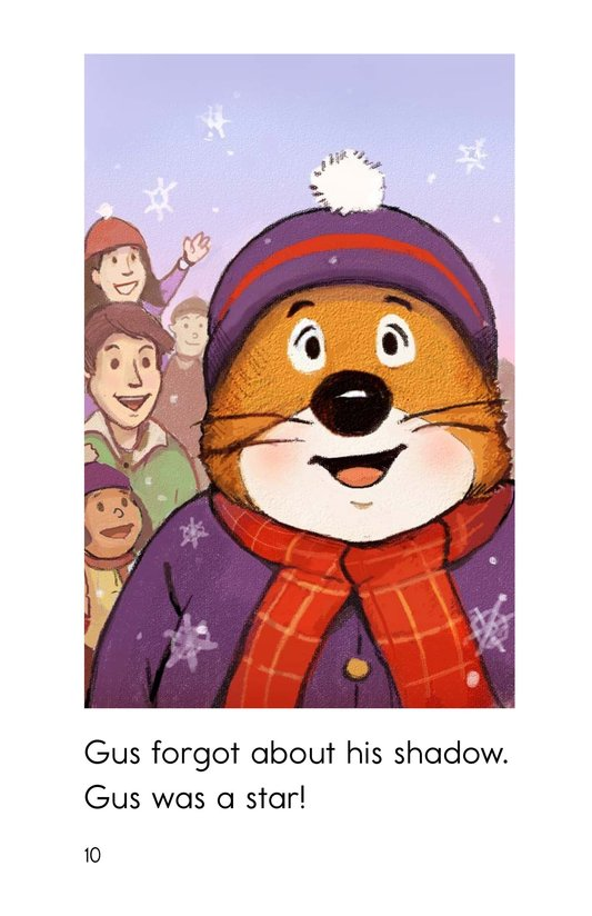 Book Preview For Groundhog Goes Outside Page 10