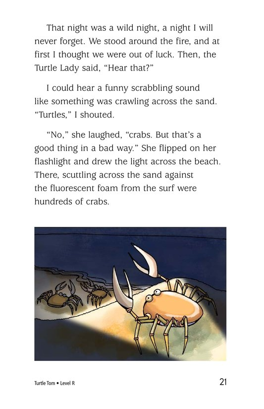 Book Preview For Turtle Tom Page 21