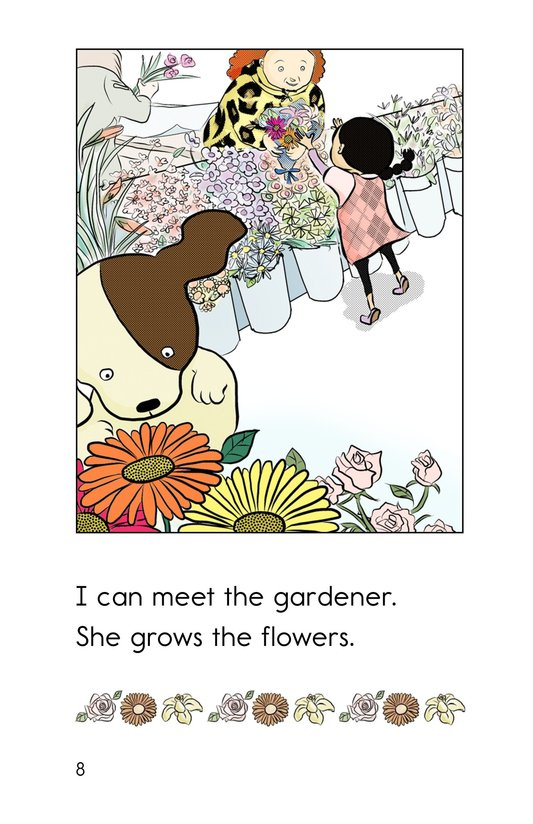 Book Preview For Hooray for the Farmer's Market! Page 8