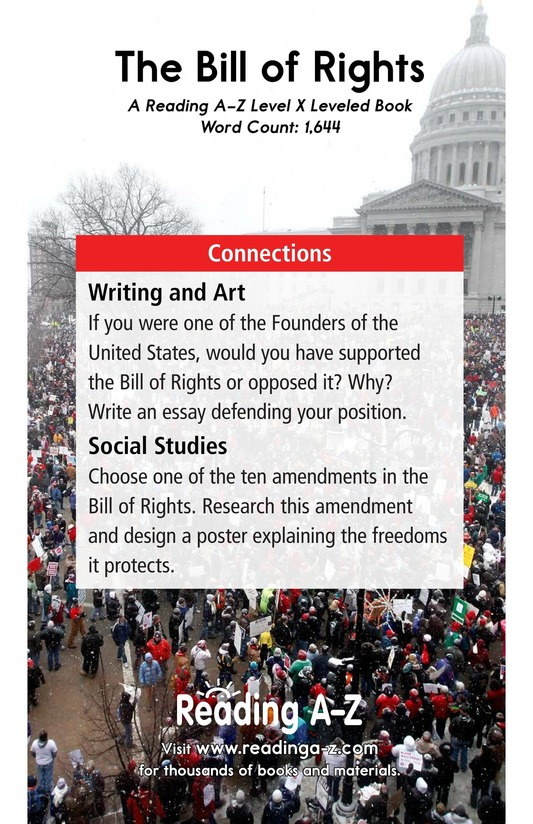 Book Preview For The Bill of Rights Page 25
