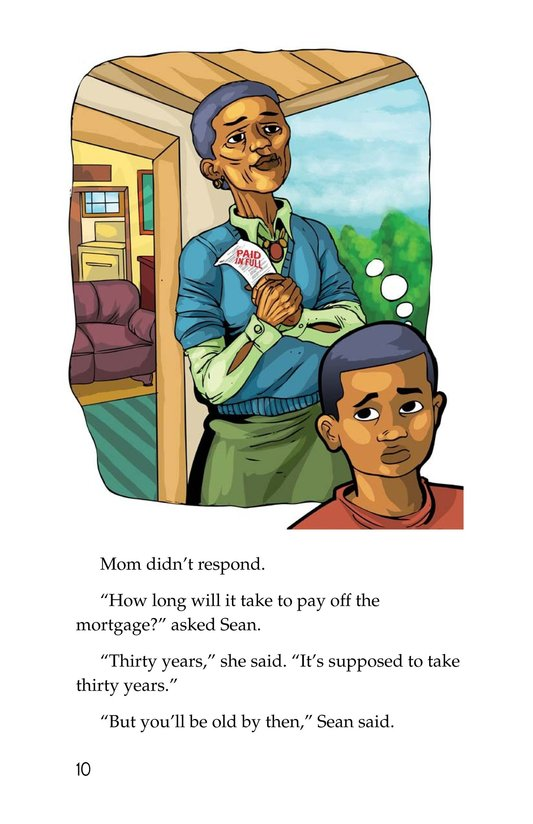 Book Preview For Malik Had a House Page 10