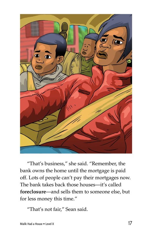 Book Preview For Malik Had a House Page 17