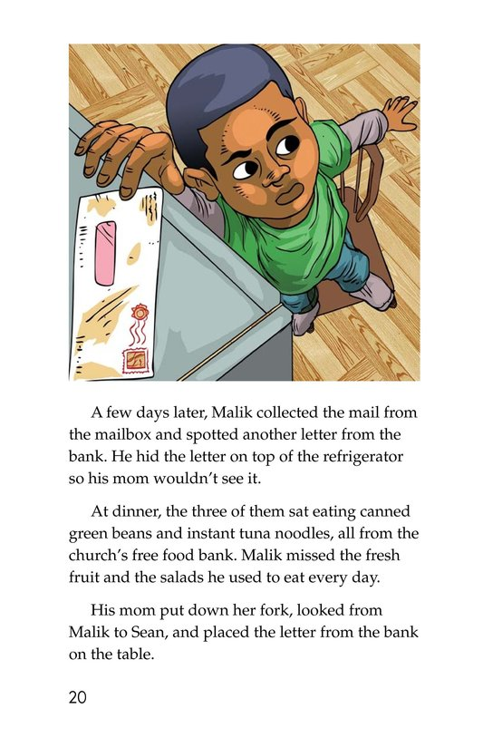 Book Preview For Malik Had a House Page 20