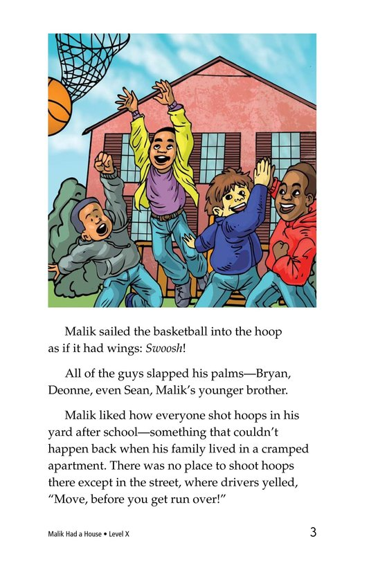 Book Preview For Malik Had a House Page 3
