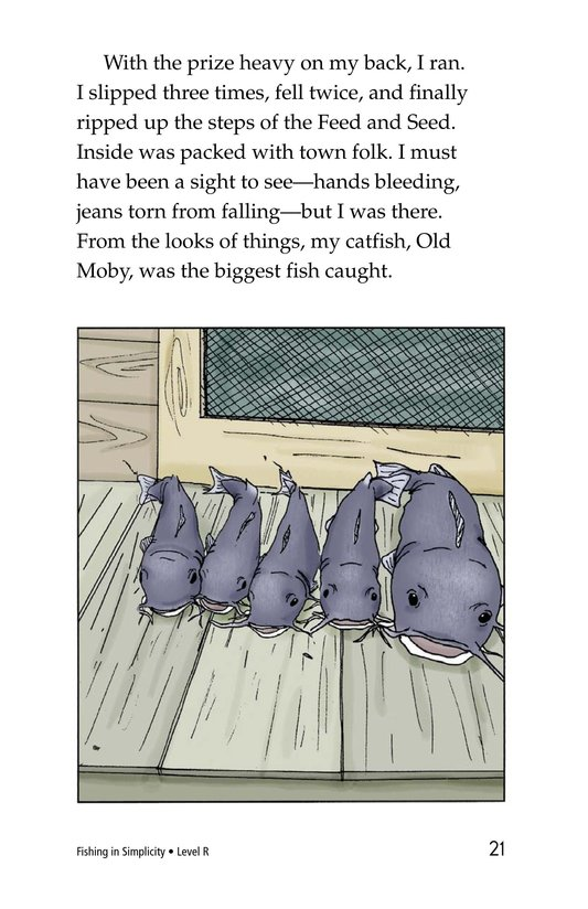 Book Preview For Fishing in Simplicity Page 21