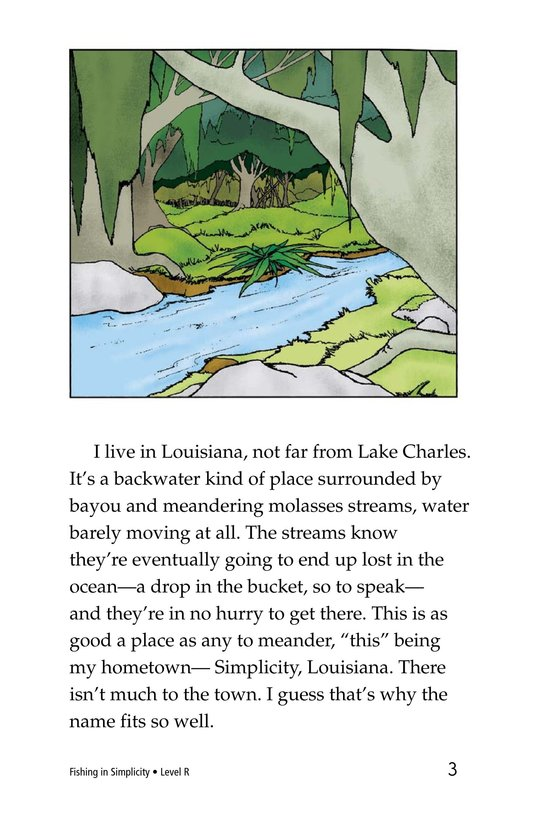 Book Preview For Fishing in Simplicity Page 3