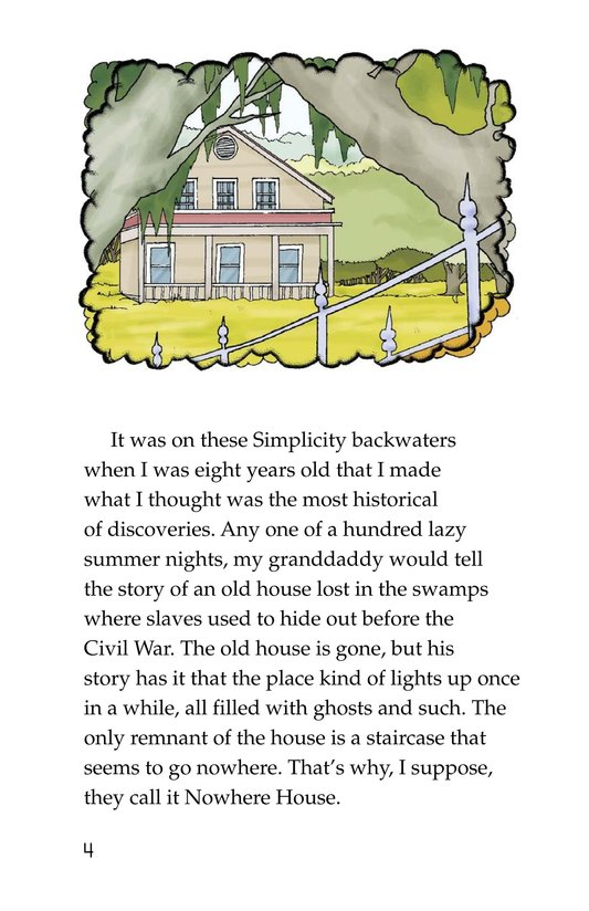 Book Preview For Fishing in Simplicity Page 4