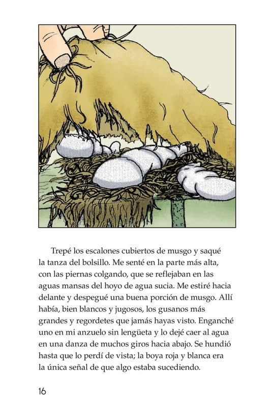 Book Preview For Fishing in Simplicity Page 16